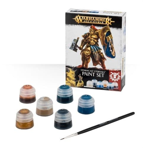 Easy To Build:Stormcast Eternals Pnt Set - фото 37520