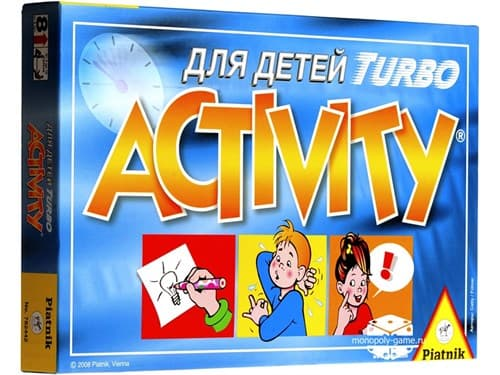 Activity Turbo для Детей - фото 37550