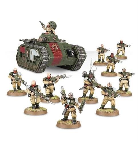 Купите модели Neophyte Hybrid Armoured Claw для Warhammer 40000 в интеренет- магазине Лавка Орка