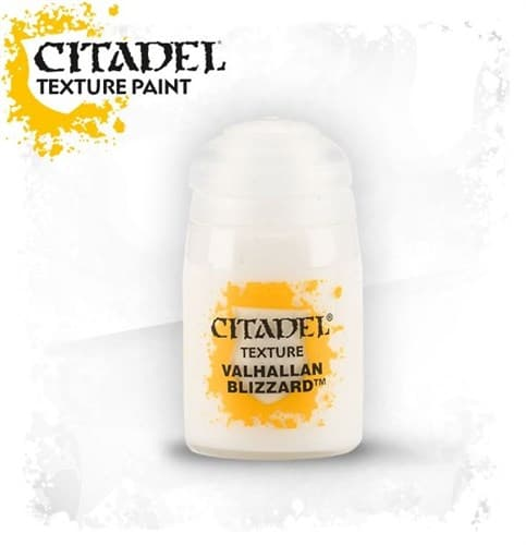 Текстурная краска Citadel Valhallan Blizzard купите в Интернет-магазине Лавка Орка. Доставка по РФ
