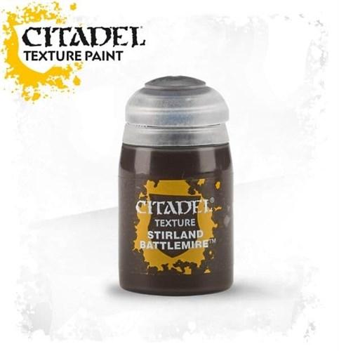 Текстурная краска Citadel Stirland Battlemire купите в Интернет-магазине Лавка Орка. Доставка по РФ