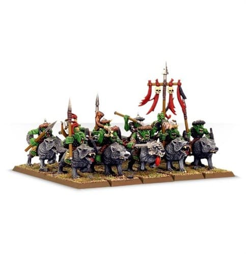 GROT WOLF RIDERS