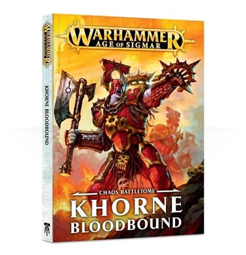 Купите Battletome: Khorne Bloodbound (English)