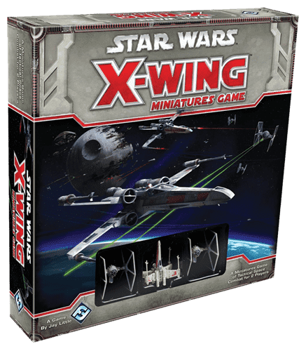 Star Wars X-Wing: Miniatures Game Core Set