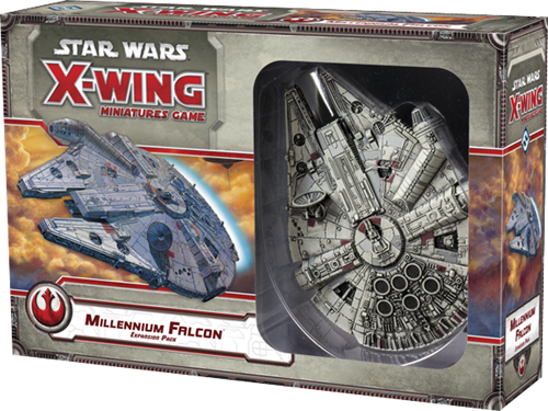 Star Wars X-Wing: Millennium Falcon - EN