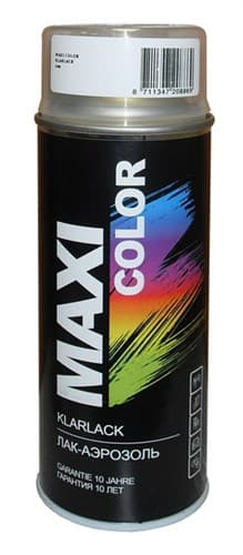 MAXI COLOR Лак бесцветный 0,4л