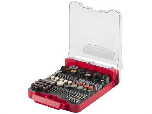 Набор мини-насадок ЗУБР для гравировальных машин, 238 предметов - фото 38876