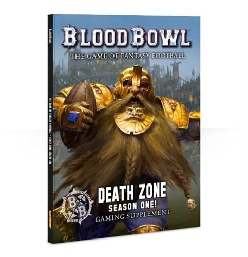 """Купите Blood Bowl Death Zone Season One! (en) в интернет-магазине """"Лавка Орка"""". Доставка по РФ от 3 дней"""