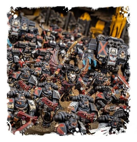 Blood Angels Death Company Strike Force - фото 39387