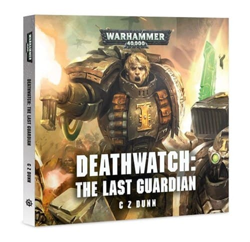DEATHWATCH: THE LAST GUARDIAN (AUDIOBK) - фото 39488
