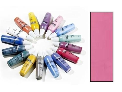 Краска водноакриловая Body/Nail Color Розовая