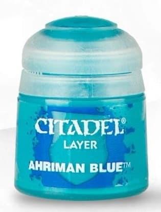 СИНИЙ АХИРМАН (LAYER: AHRIMAN BLUE)