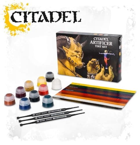 Citadel Artificer Tint Set - фото 41381