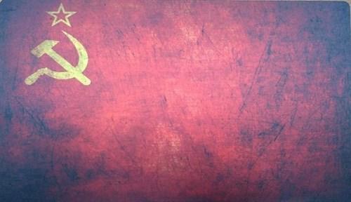 Игровое поле Max-Pro «Советский флаг»