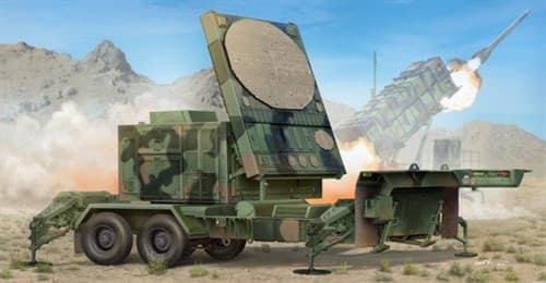 РАДАР MPQ-53 C-BAND TRACKING RADAR (1:35)