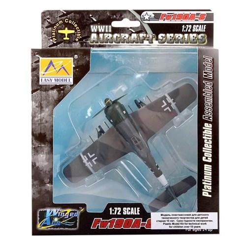Купите Самолёт  Fw190 A-8, красный 8, Вилли Максимовиц, 1944г. (1:72) в интернет-магазине «Лавка Орка». Доставка по РФ от 3 дней.