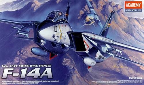 Купите Самолет  F-14A (1:72) в интернет-магазине «Лавка Орка». Доставка по РФ от 3 дней.
