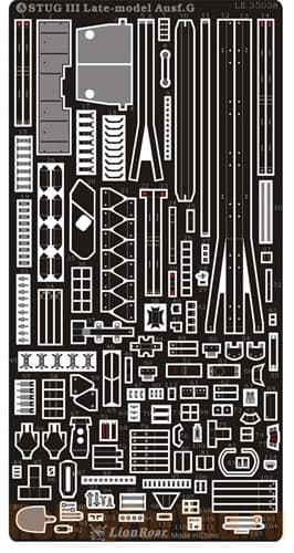 Купите Штурмгешутц III G (поздняя версия) для DML 9014/9058 в интернет-магазине «Лавка Орка». Доставка по РФ от 3 дней.