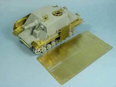 Купите Брумбар Pz.IV для DML 6081/6206 в интернет-магазине «Лавка Орка». Доставка по РФ от 3 дней.