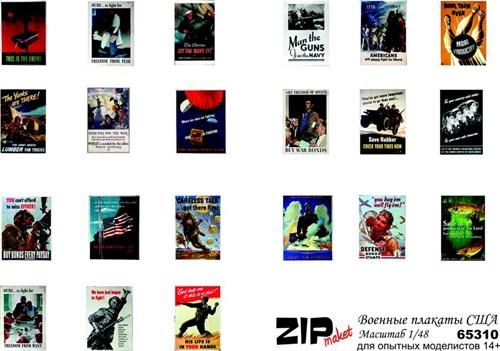 Купите Военные плакаты США (масштаб 1/48) в интернет-магазине «Лавка Орка». Доставка по РФ от 3 дней.