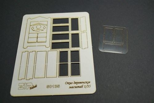 Купите Окно деревенское (масштаб 1/35) в интернет-магазине «Лавка Орка». Доставка по РФ от 3 дней.