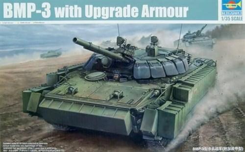 Купите Боевая машина пехоты БМП-3 с активной броней (1:35) в интернет-магазине «Лавка Орка». Доставка по РФ от 3 дней.