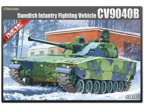 Купите Шведская БМП CV9040B (1:35) в интернет-магазине «Лавка Орка». Доставка по РФ от 3 дней.