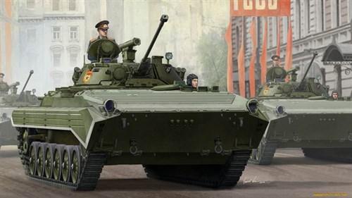 Купите БМП-2 (1:35) в интернет-магазине «Лавка Орка». Доставка по РФ от 3 дней.