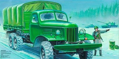 Купите Автомобиль ЗИЛ-157К (1:35) в интернет-магазине «Лавка Орка». Доставка по РФ от 3 дней.