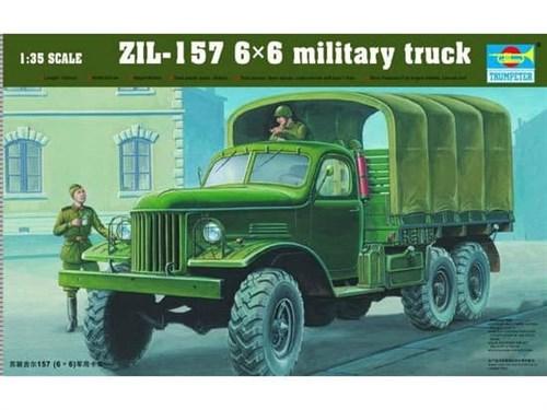 Купите Автомобиль ЗИЛ-157 (1:35) в интернет-магазине «Лавка Орка». Доставка по РФ от 3 дней.