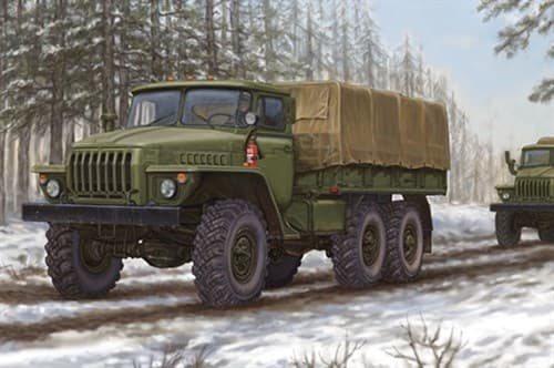 Купите Автомобиль  Урал-4320 (1:35) в интернет-магазине «Лавка Орка». Доставка по РФ от 3 дней.