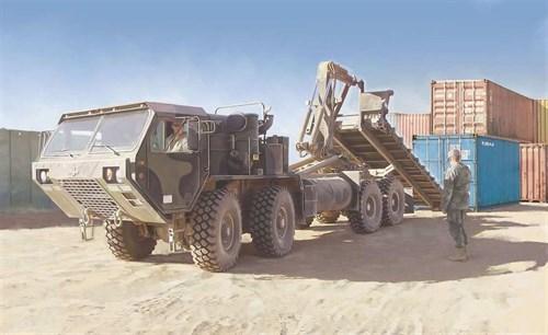 Купите Автомобиль M1120 HEMTT (1:35) в интернет-магазине «Лавка Орка». Доставка по РФ от 3 дней.