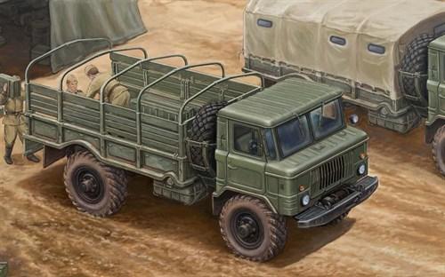 Купите Автомобиль  ГАЗ-66 (1:35) в интернет-магазине «Лавка Орка». Доставка по РФ от 3 дней.