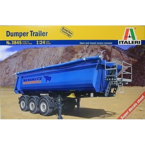 Купите Автомобиль DUMPER TRAILER (1:24) в интернет-магазине «Лавка Орка». Доставка по РФ от 3 дней.