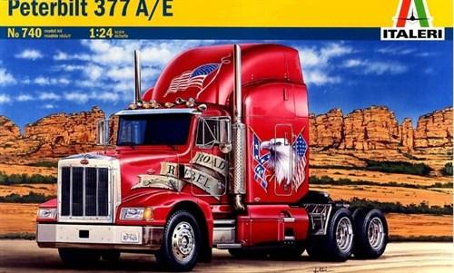 Купите Автомобиль CLASSIC PETERBILT 377 A/E (1:24) в интернет-магазине «Лавка Орка». Доставка по РФ от 3 дней.