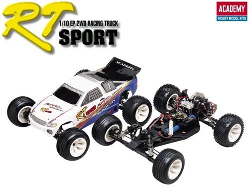 Купите Автомобиль RT Sport (1:10) в интернет-магазине «Лавка Орка». Доставка по РФ от 3 дней.