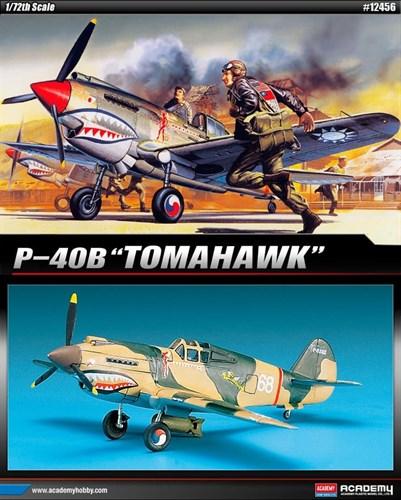 Купите Самолет  CURTISS P-40B TOMAHAWK (1:72) в интернет-магазине «Лавка Орка». Доставка по РФ от 3 дней.