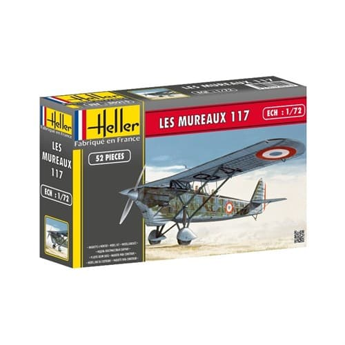 Купите Самолёт LES MUREAUX 117 (1:72) в интернет-магазине «Лавка Орка». Доставка по РФ от 3 дней.