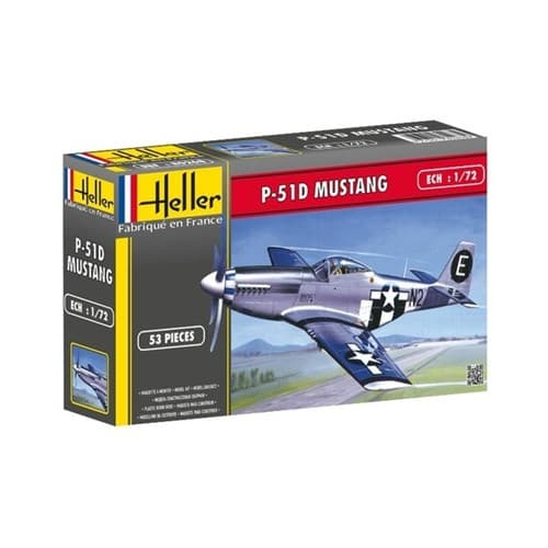 Купите Самолет  Р-51 Мустанг (1:72) в интернет-магазине «Лавка Орка». Доставка по РФ от 3 дней.