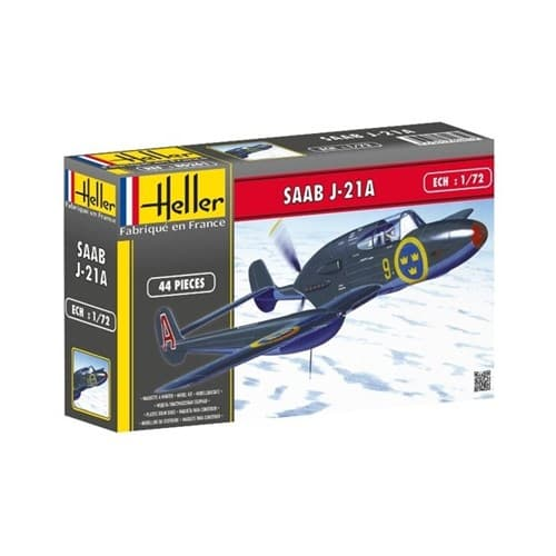 Купите Самолёт  SAAB J21 (1:72) в интернет-магазине «Лавка Орка». Доставка по РФ от 3 дней.