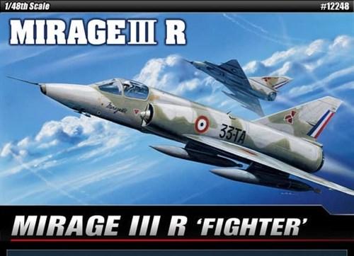 Купите Самолет  MIRAGE IIIR  (1:48) в интернет-магазине «Лавка Орка». Доставка по РФ от 3 дней.
