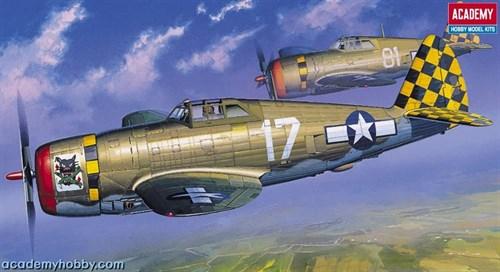 Купите Самолёт  P-47D Thunderbolt Razor (1:72) в интернет-магазине «Лавка Орка». Доставка по РФ от 3 дней.