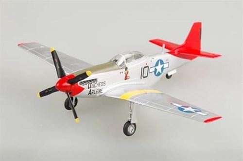 Купите Самолет  P-51D Mustang (1:72) в интернет-магазине «Лавка Орка». Доставка по РФ от 3 дней.