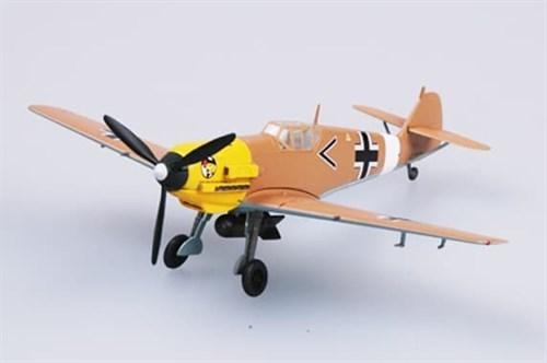 Купите Самолёт  Мессершмитт Bf109E-7/trop (1:72) в интернет-магазине «Лавка Орка». Доставка по РФ от 3 дней.