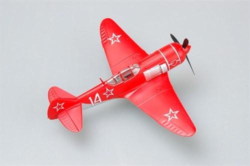 Купите Самолёт Ла-7 красный №14 в интернет-магазине «Лавка Орка». Доставка по РФ от 3 дней.