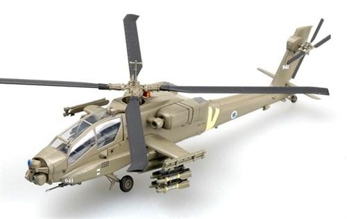 Купите Вертолёт  AH-64 ВВС Израиля №941 (1:72) в интернет-магазине «Лавка Орка». Доставка по РФ от 3 дней.