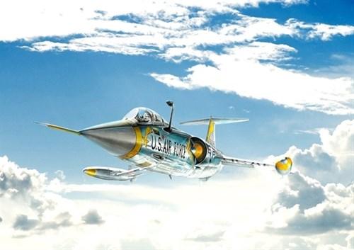 Купите Самолёт F-104A/C Starfighter (1:72) в интернет-магазине «Лавка Орка». Доставка по РФ от 3 дней.