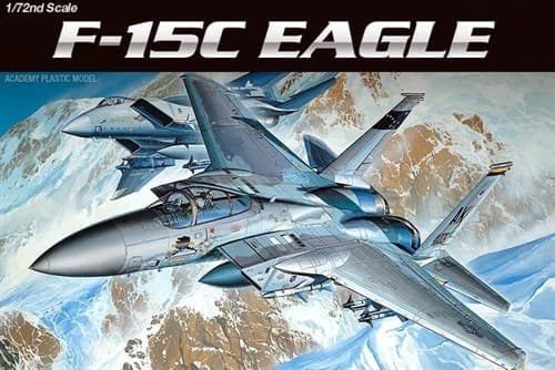Купите Самолёт  F-15C (1:72) в интернет-магазине «Лавка Орка». Доставка по РФ от 3 дней.