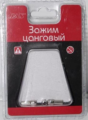 Зажим цанговый, 0,8 мм, 3 шт./уп., блистер - фото 47356