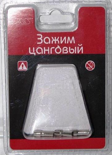 Зажим цанговый, 3,0 мм, 3 шт./уп., блистер - фото 47362